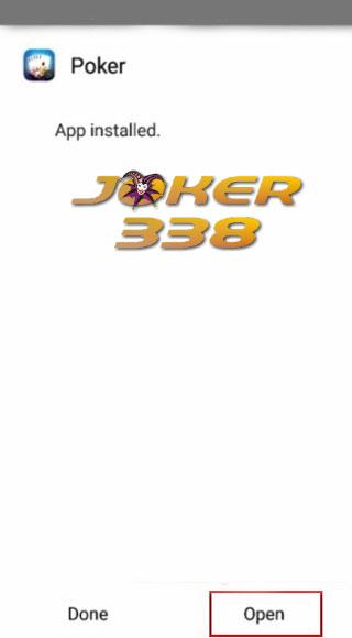 download Aplikasi pokerplay338 berhasil