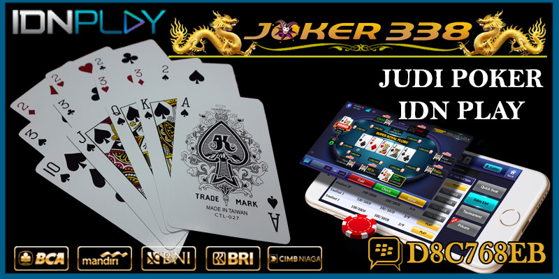 JUDI POKER IDN PLAY