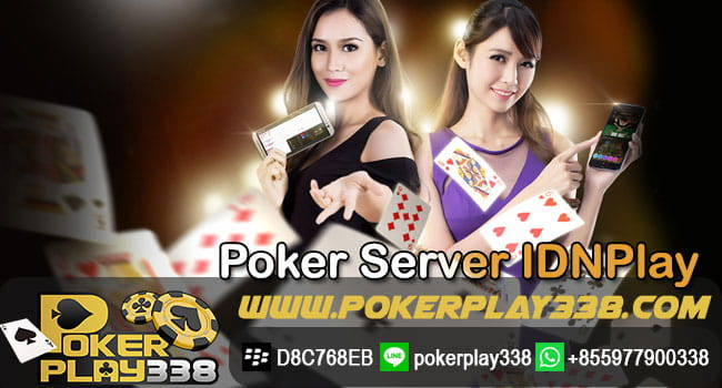 Poker Server IDN Play